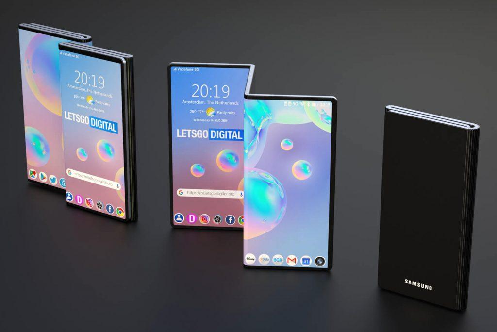 Samusung Galaxy Z Fold