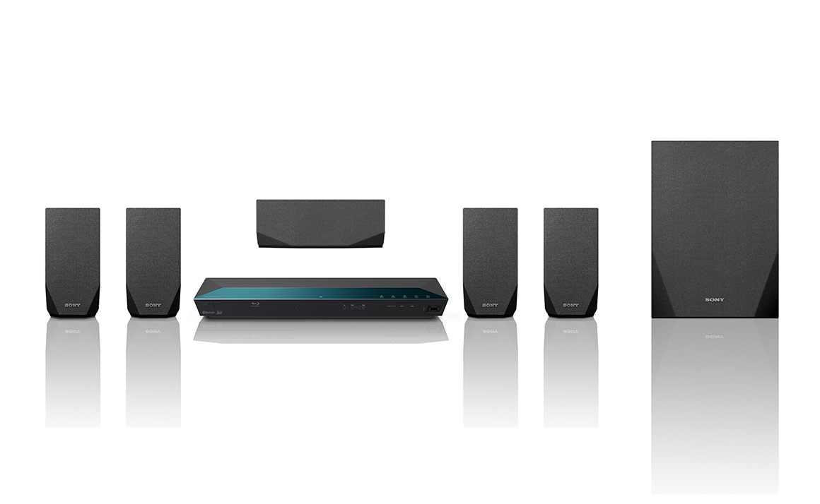 Sony Sistema De Cine En Casa Blu Ray™ 3d Bdv E2100