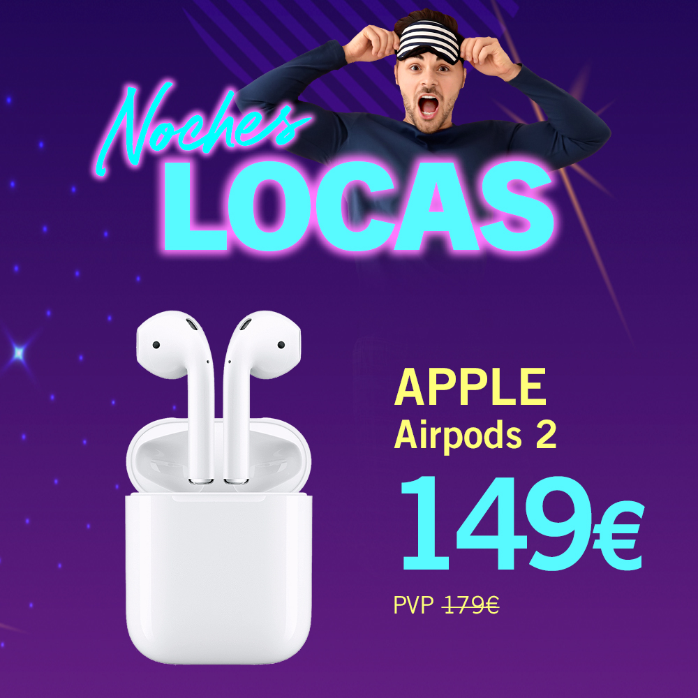 Apple Airpods 2 Album 1000x1000