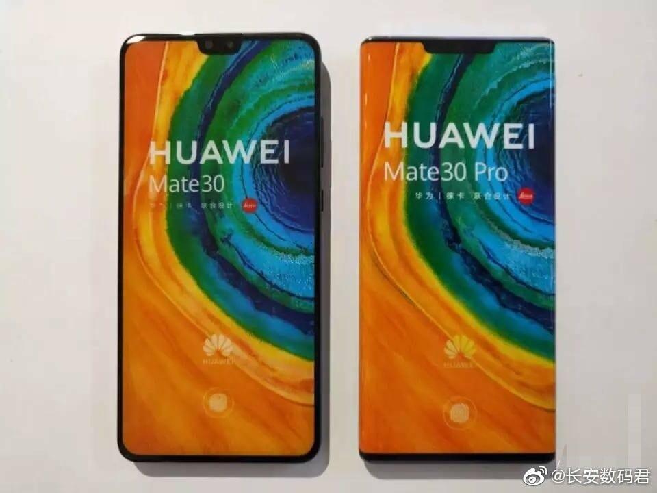 Foto Huawei Mate 30