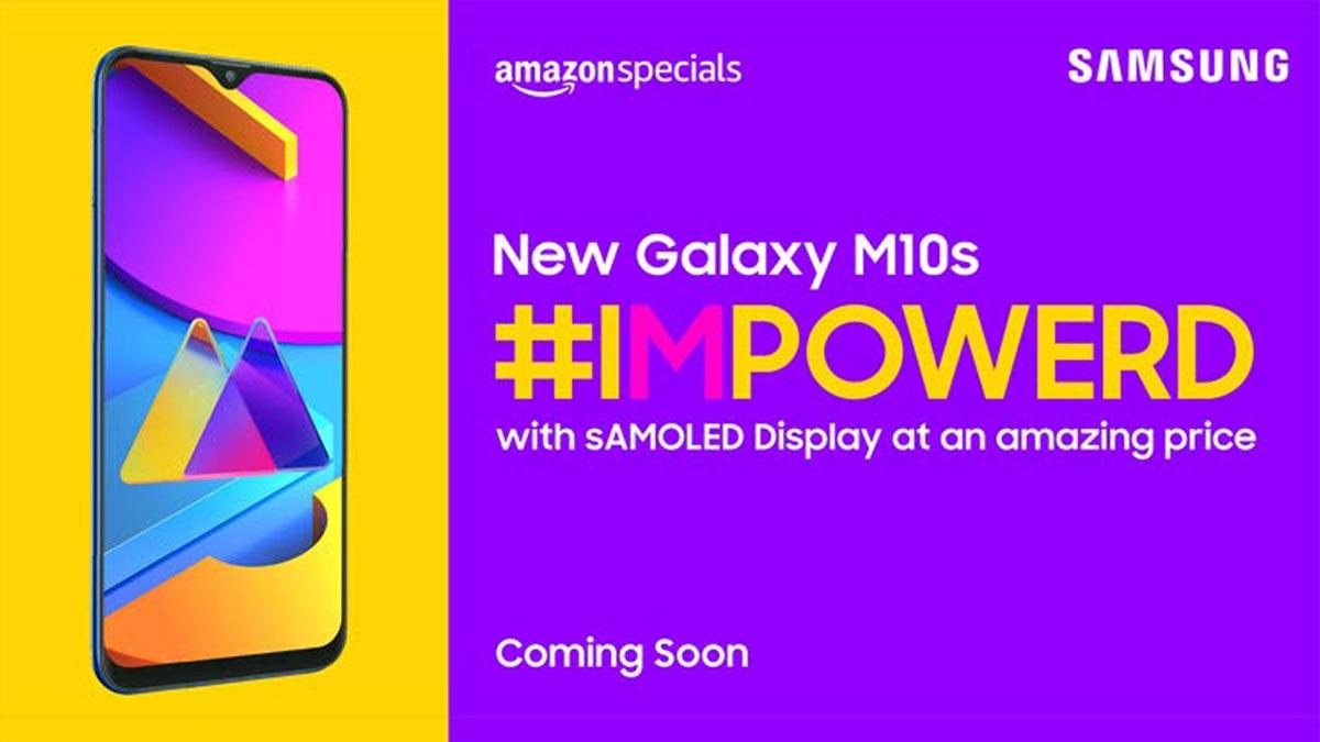 Galaxy M10s