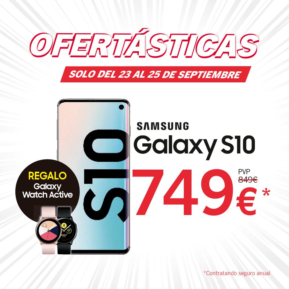 OfertÁticas Galaxy S10