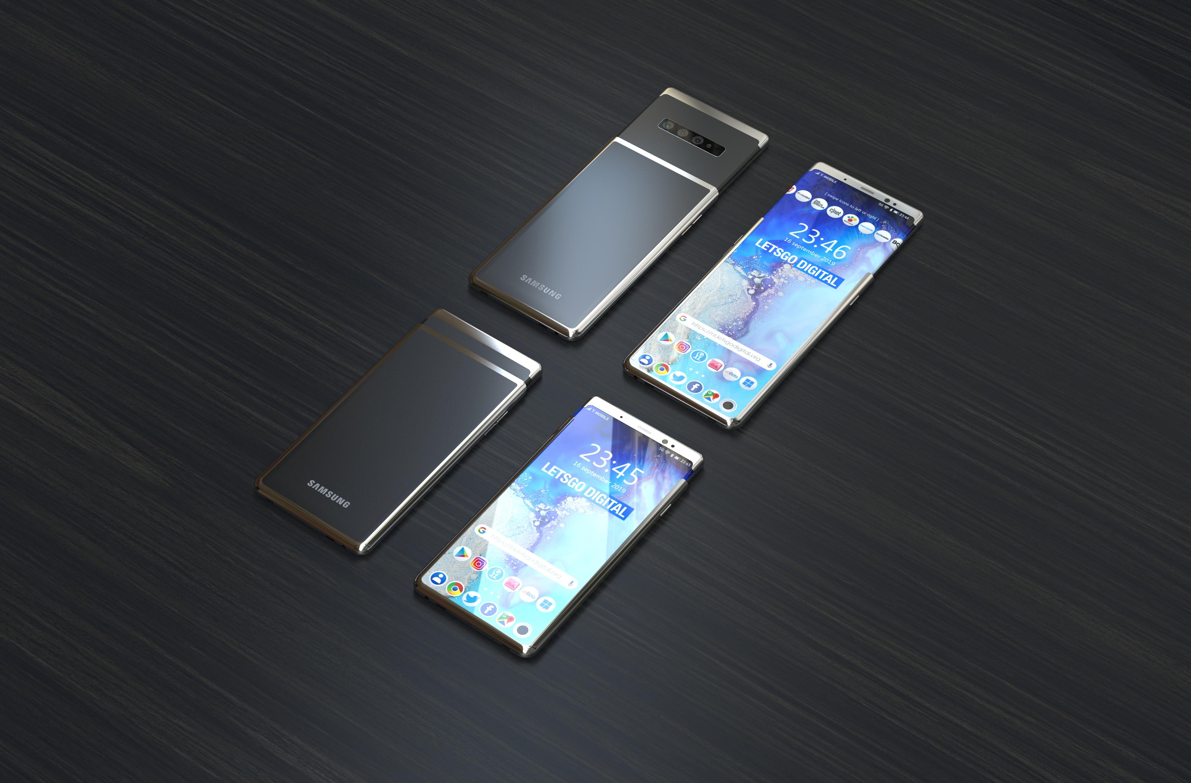 Samsung Galaxy S11 Letsgodigital