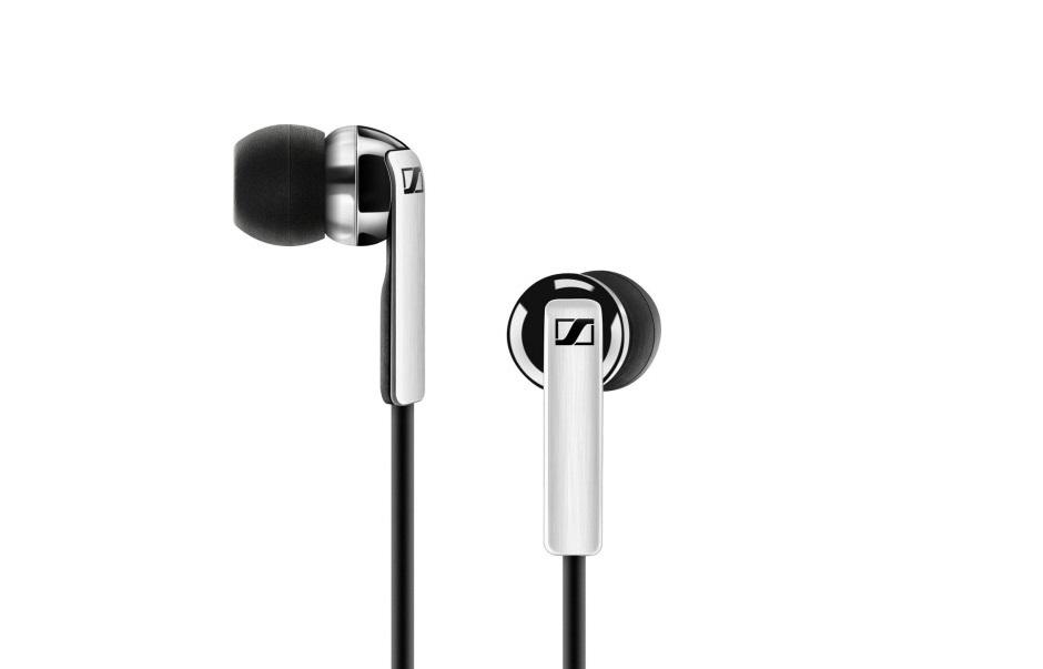 Sennheiser Cx 2.00i Auriculares Para Móvil Binaural Dentro De Oído Negro