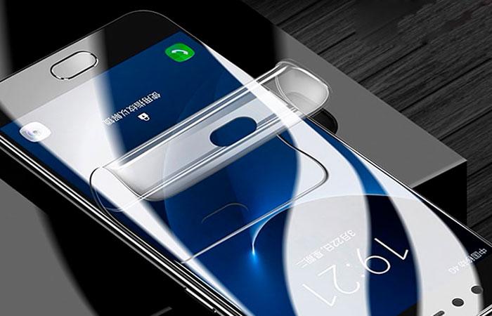 Protector Plastico Samsung