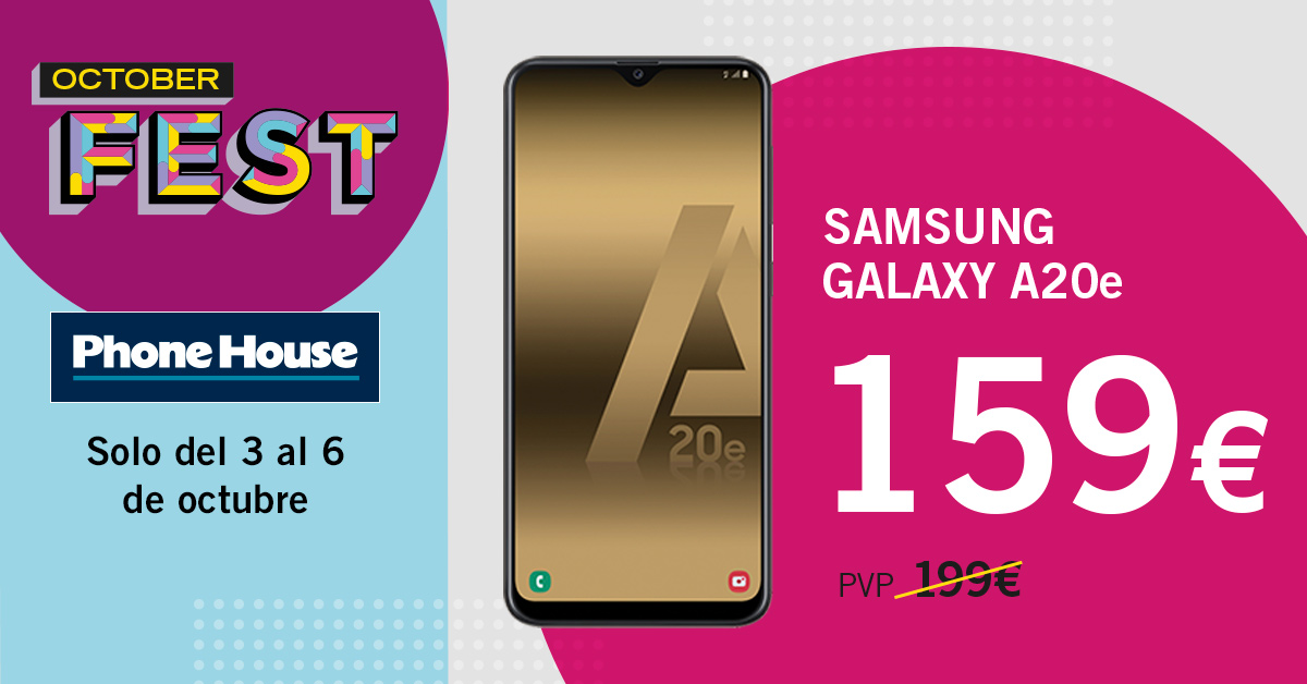 Ads 1200x628 October Fest Galaxy A20
