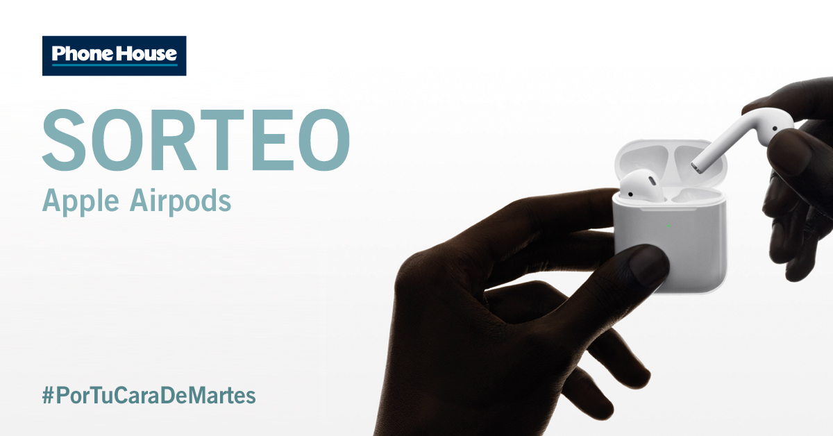 Sorteo AirPods