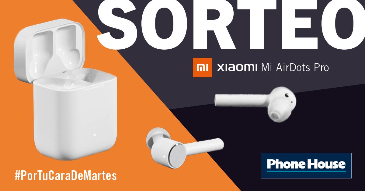 Sorteo Airdots Pro