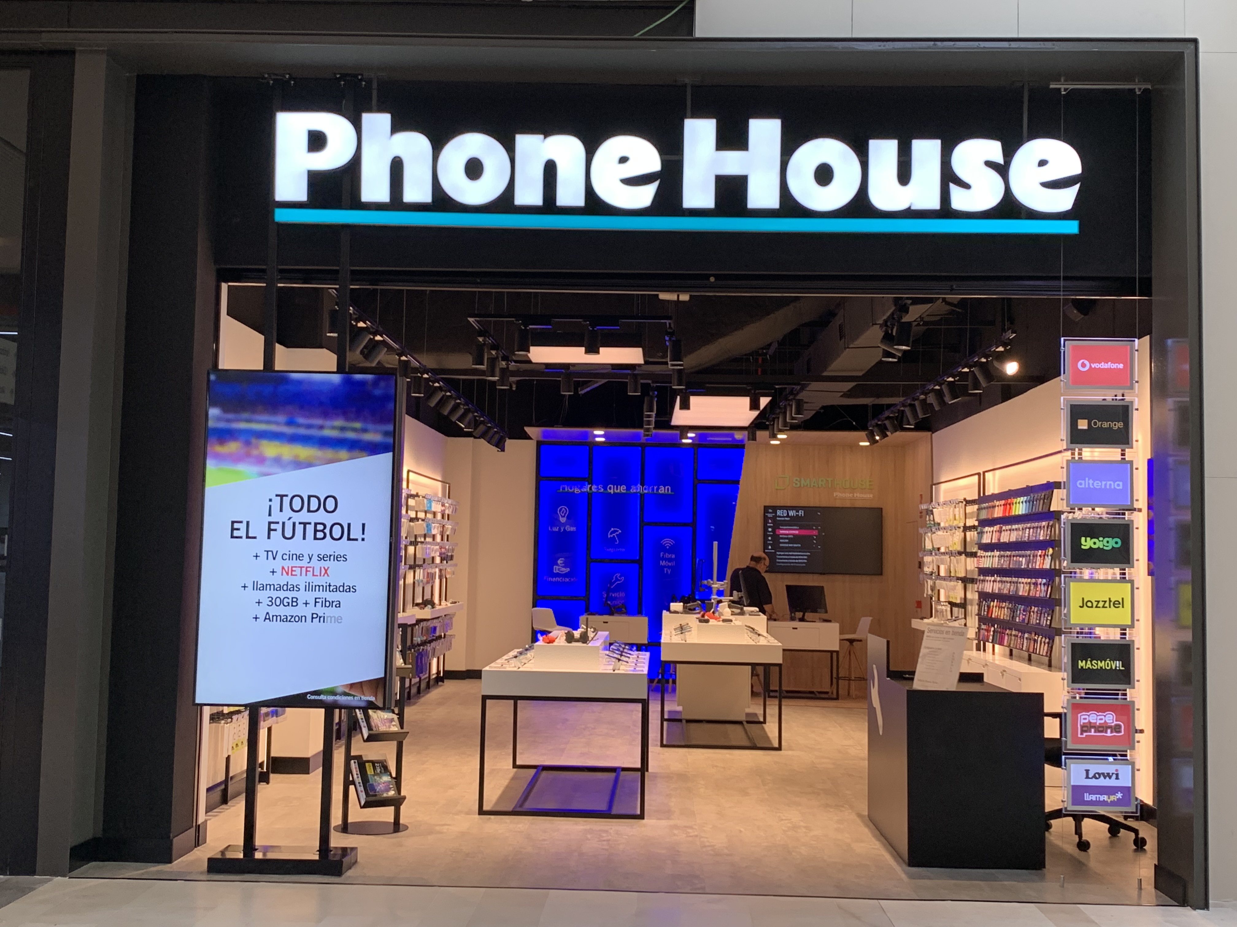Tienda Phone House Lagoh