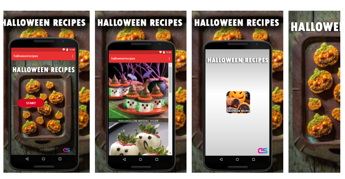 Recetas Halloween (by Hot Dev Apps Maker)