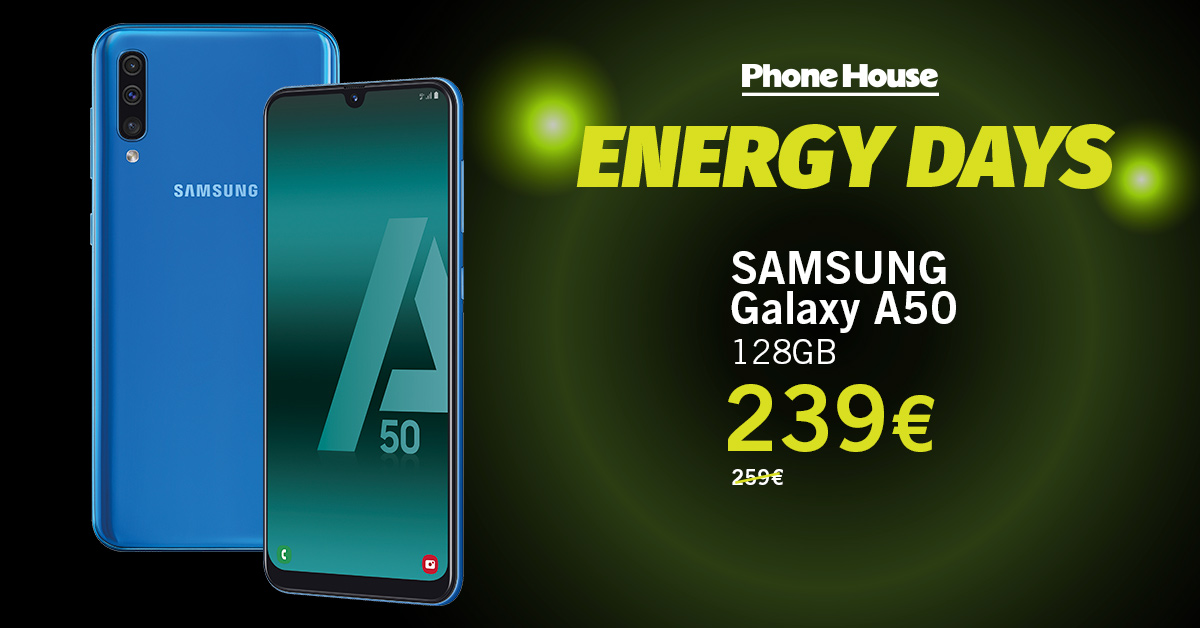 Samsung Galaxy A50 Ads 1200x628