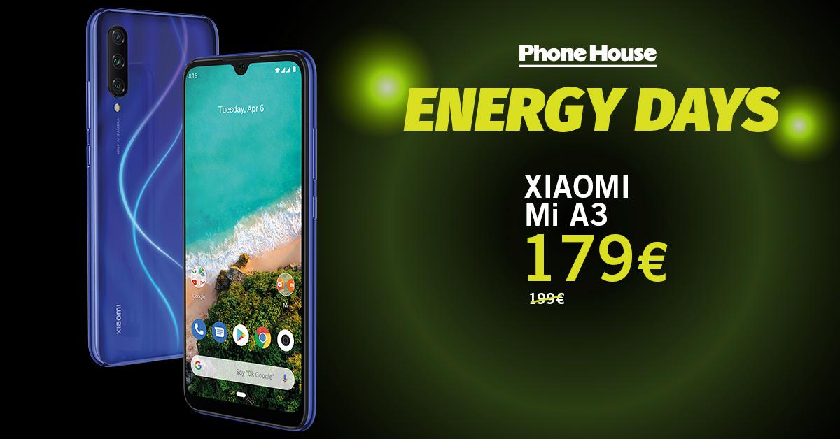 Xiaomi Mi A3 1