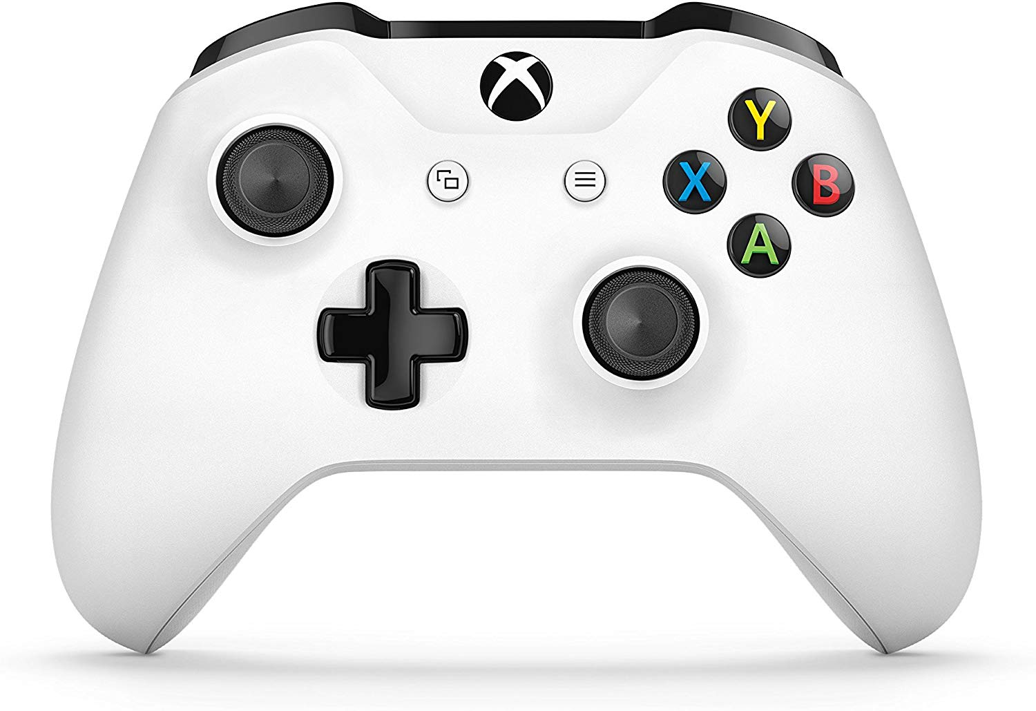 Mando Xbox One en blanco