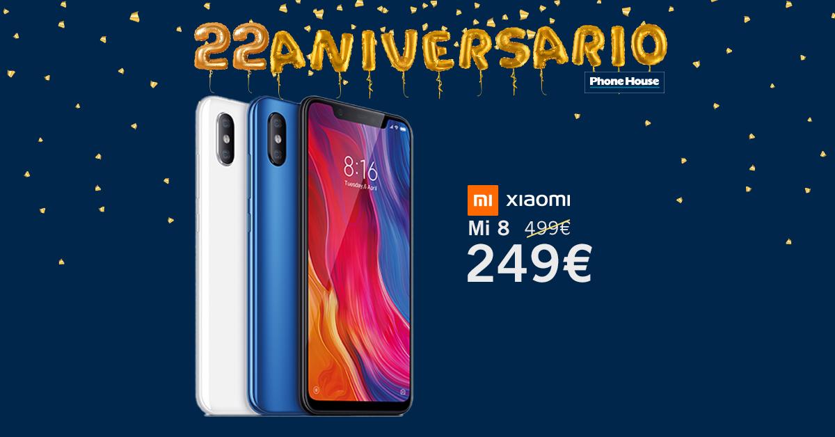 Xiaomi Mi 8 22 Aniversario