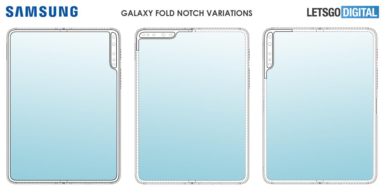 Samsung Diseño Galaxy Fold 2