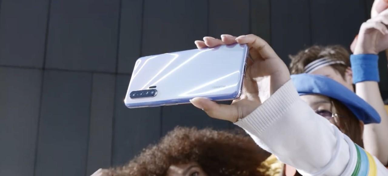 Huawei Nova 6 5G selfies