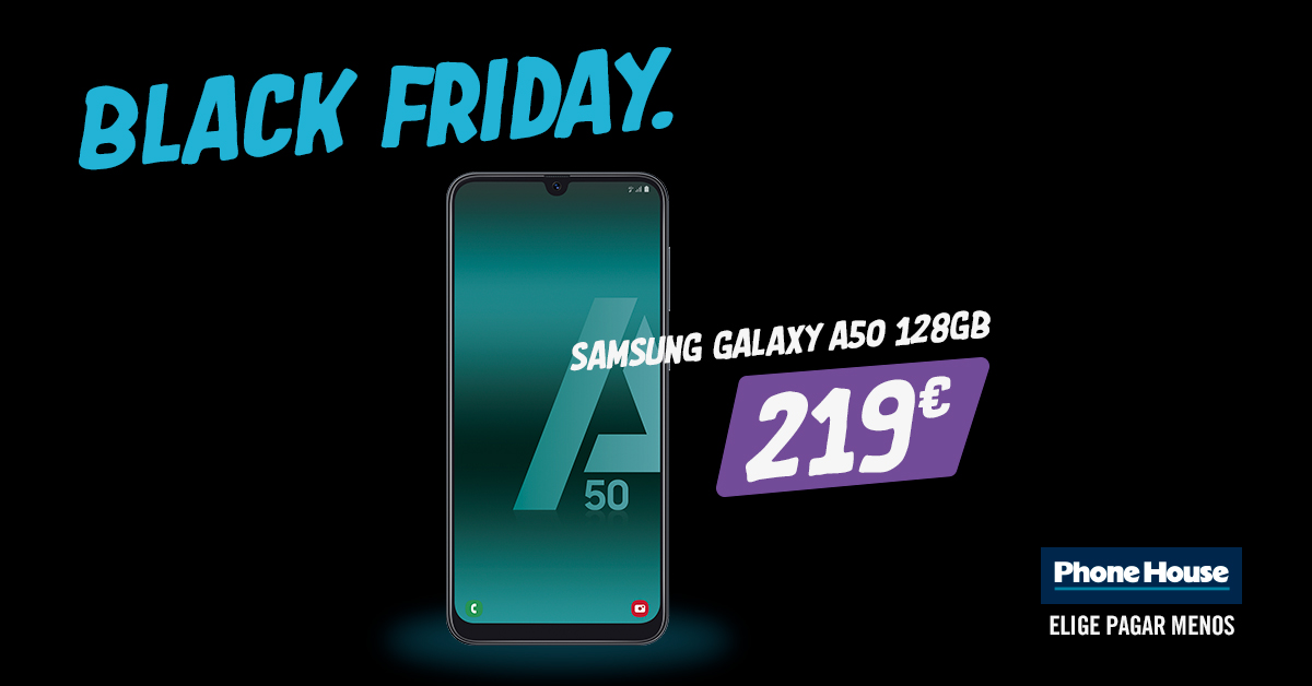 3 Samsung Galaxy A50 Blackfriday 1200x628
