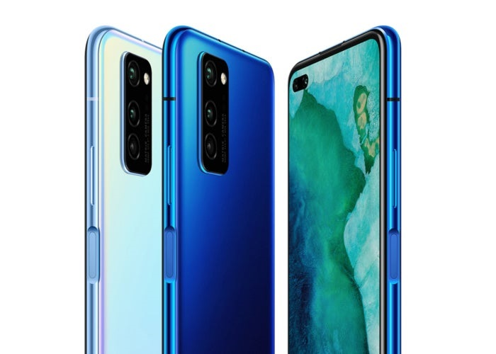 Honor V30 Azul