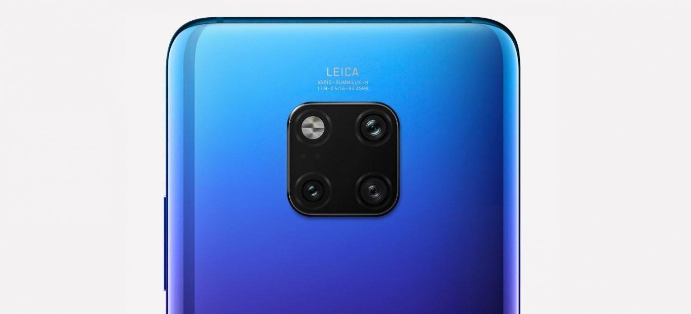 Huawei Mate 20 Pro Camaras