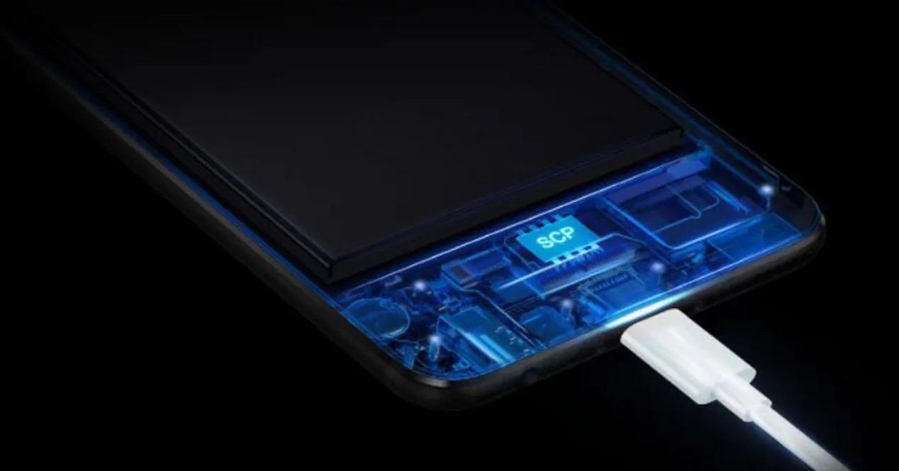 Huawei Carga Rápida