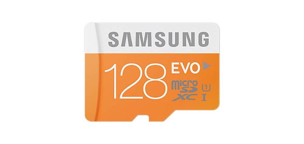Microsdxc Samsung Evo De 128 Gb 1