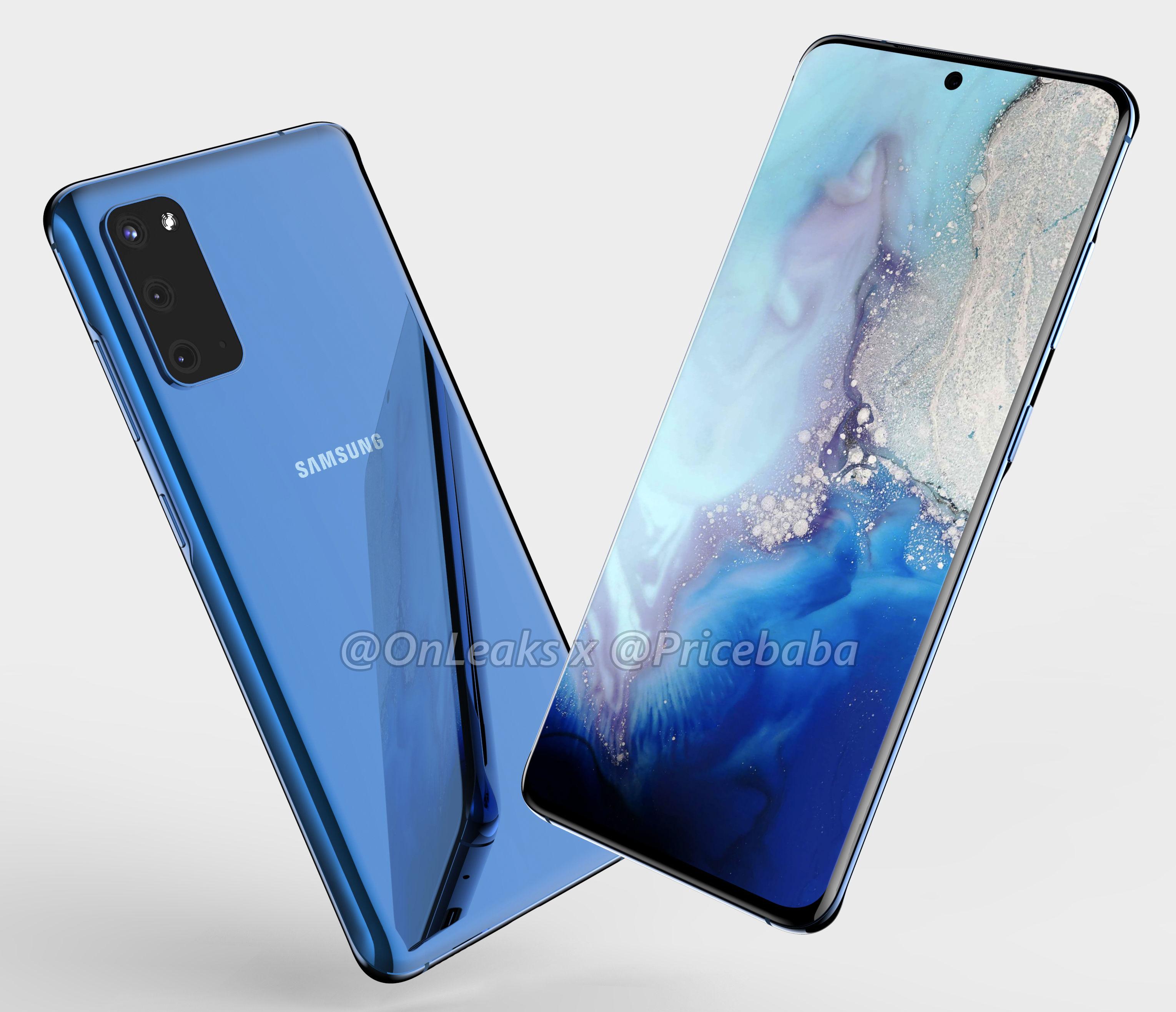 Samsung Galaxy S11e 5k 2