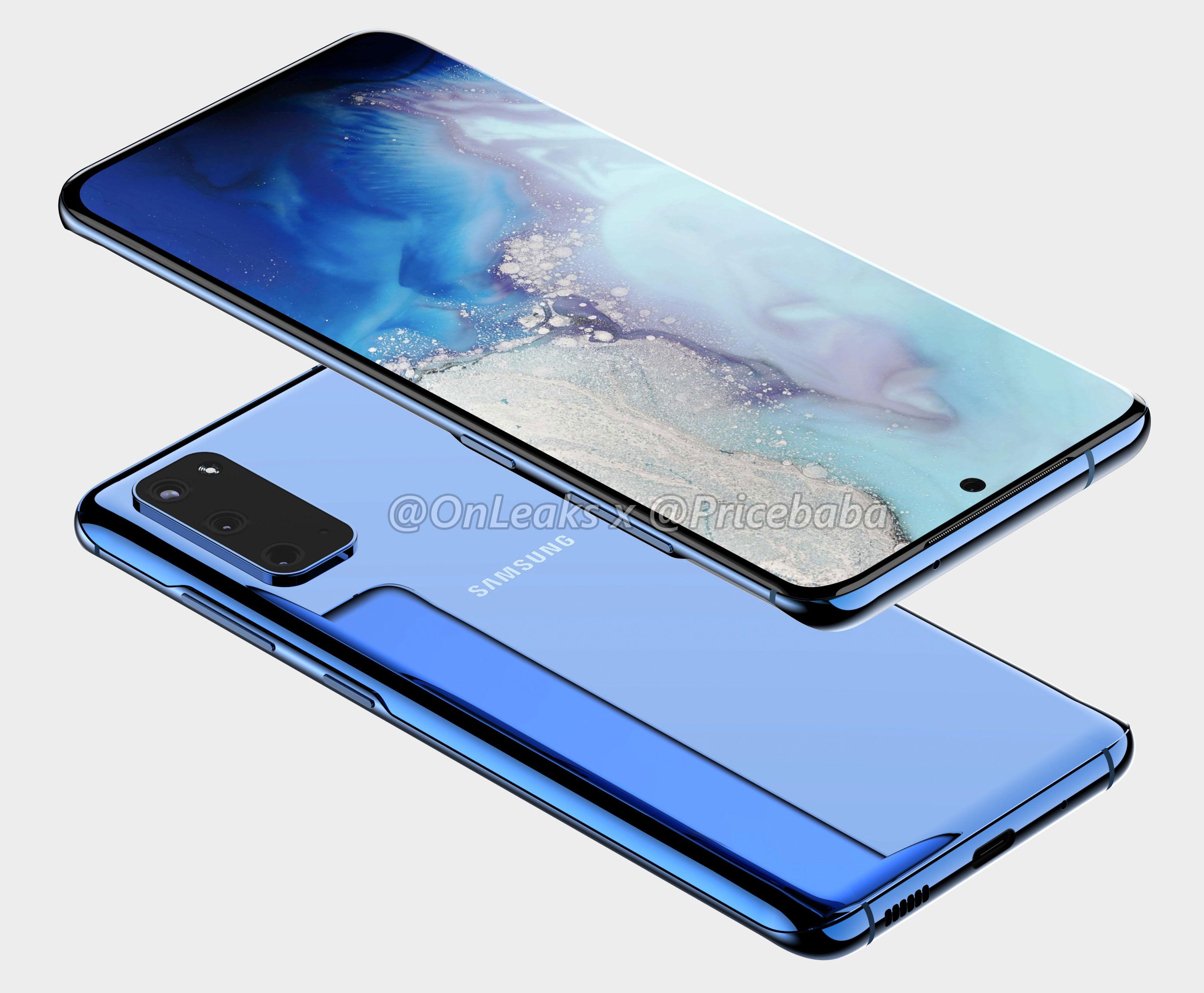 Samsung Galaxy S11e 5k 3