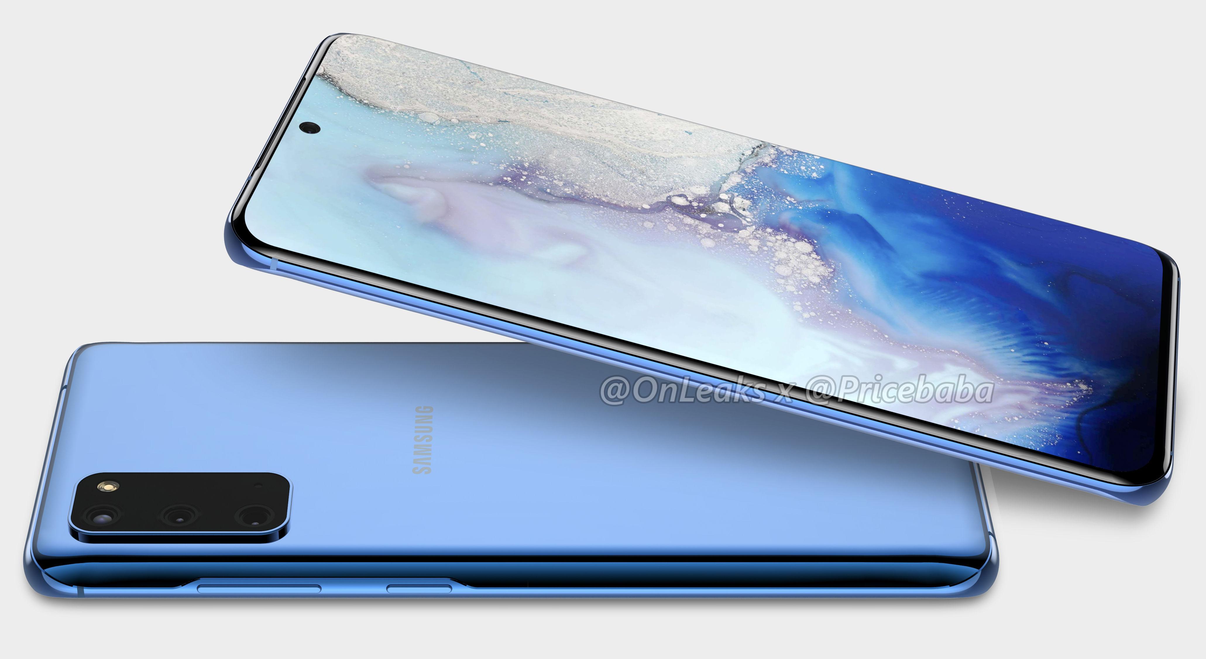 Samsung Galaxy S11e 5k 4