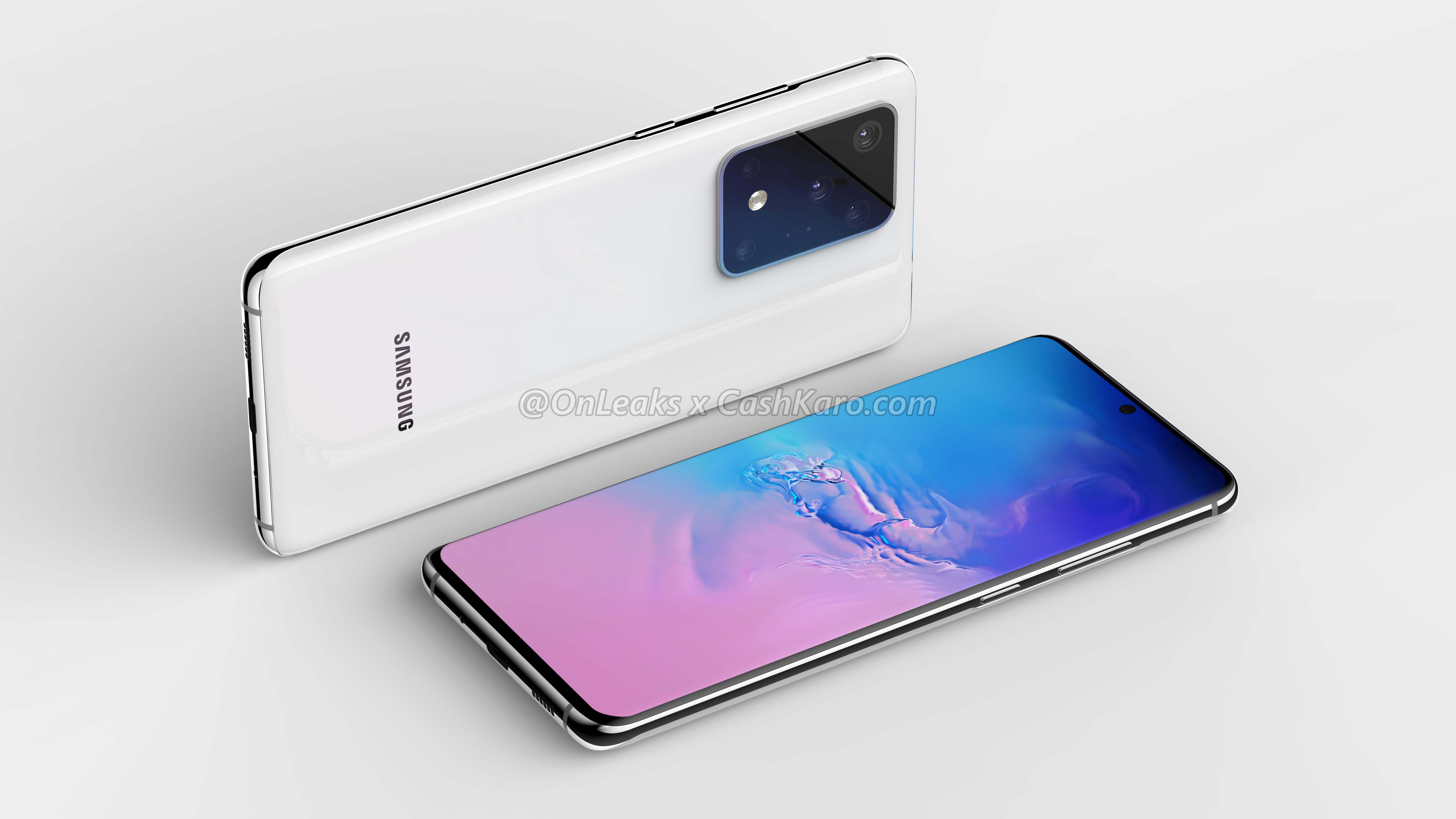Samsung Galaxy S11 Renders1