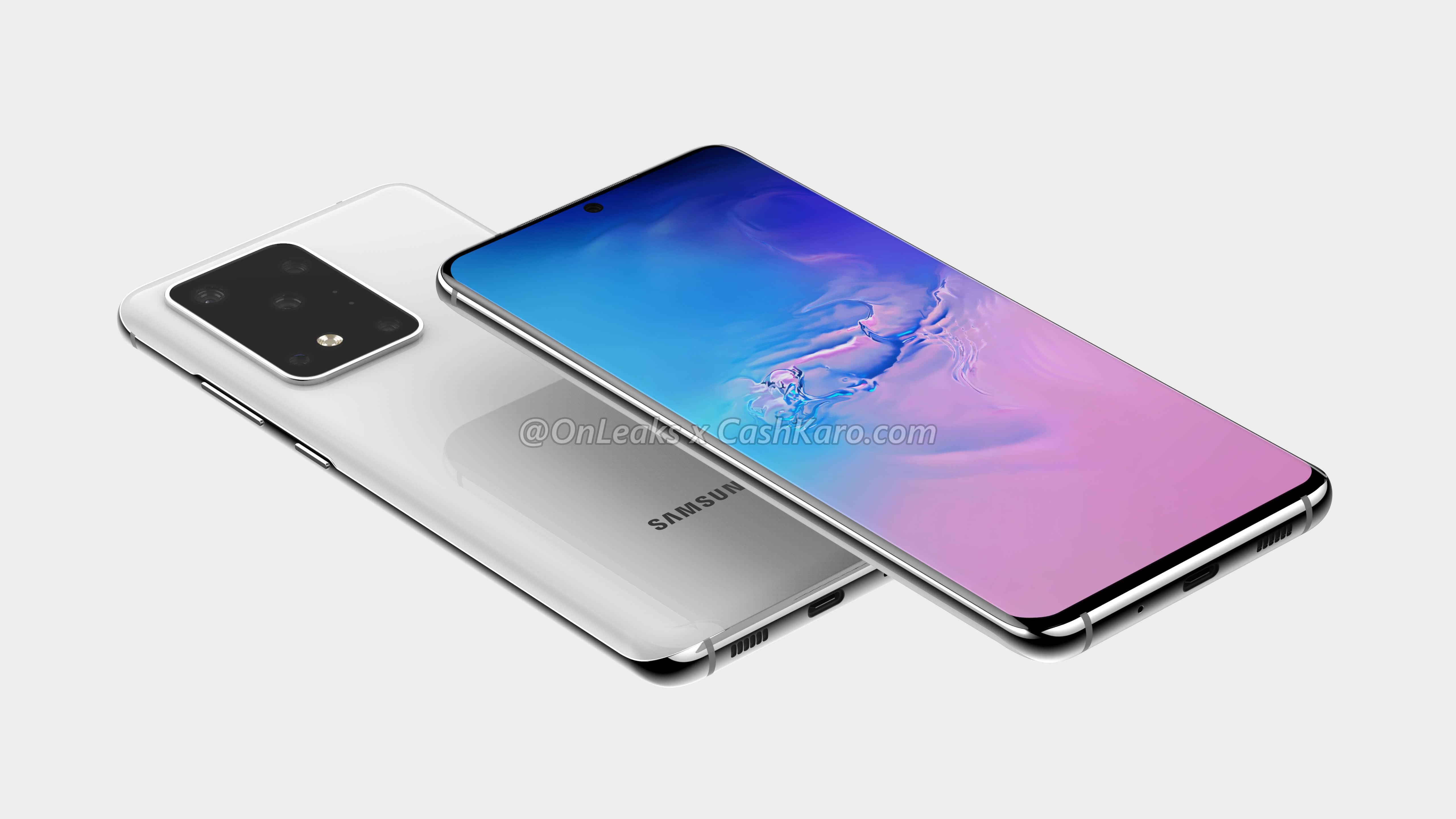 Samsung Galaxy S11 Renders2