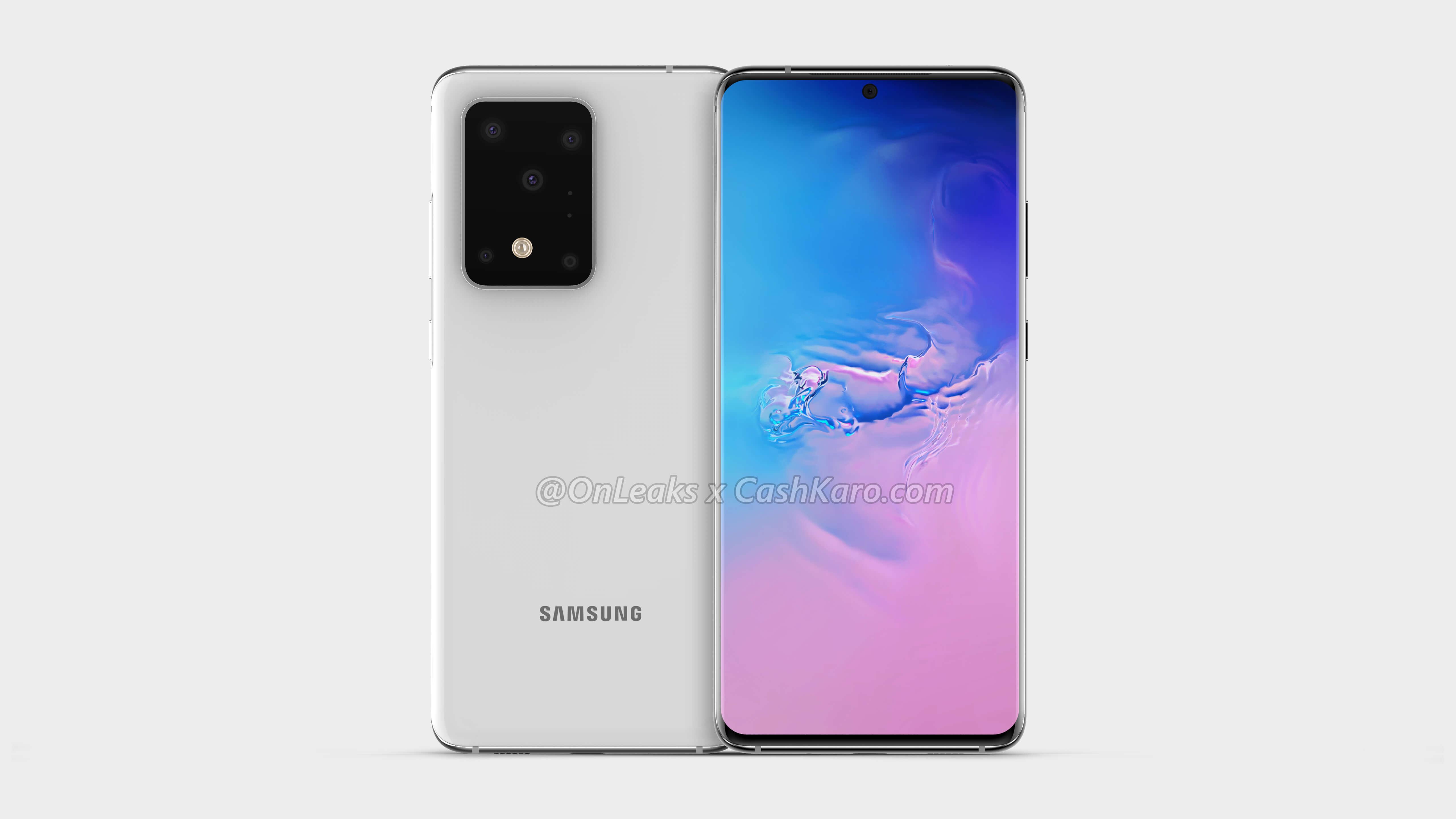 Samsung Galaxy S11 Renders3