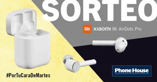 Sorteo Xiaomi Mi Airdots Pro