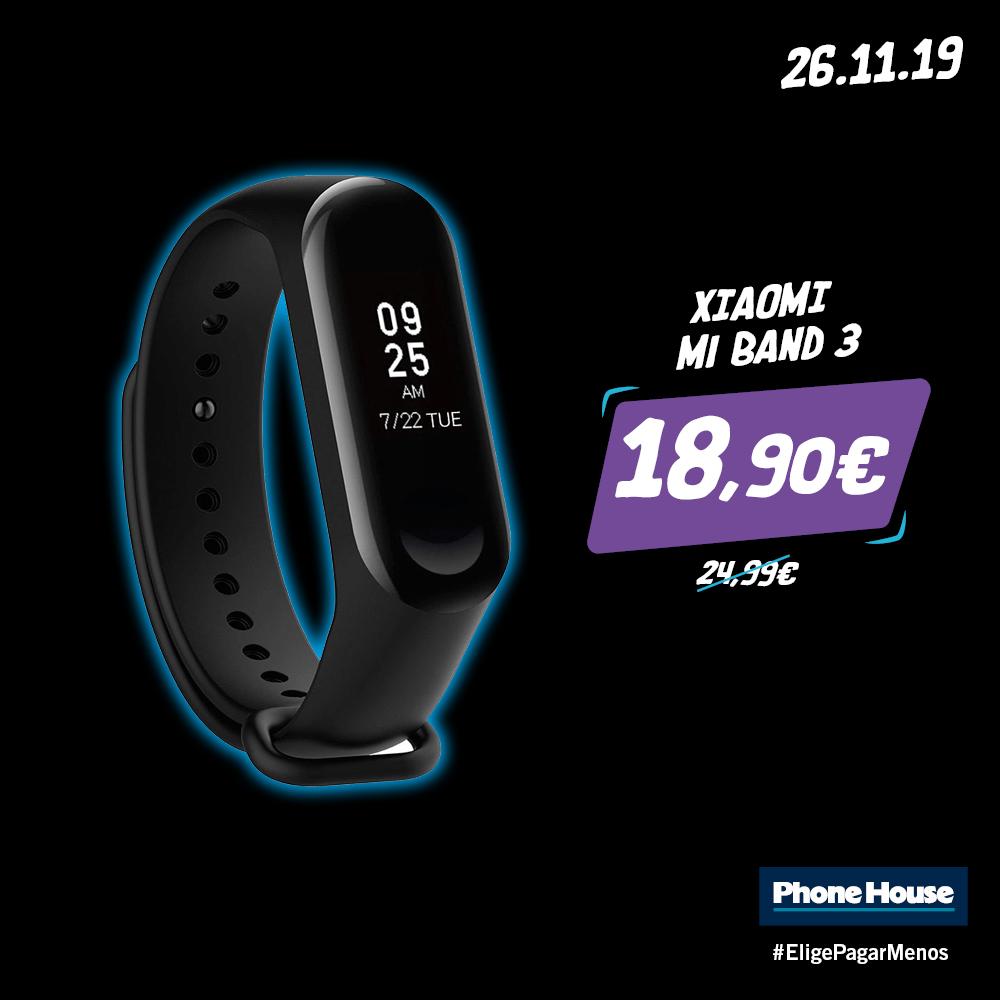 Viernes 21 Ads Bf Xiaomi Mi Band 3
