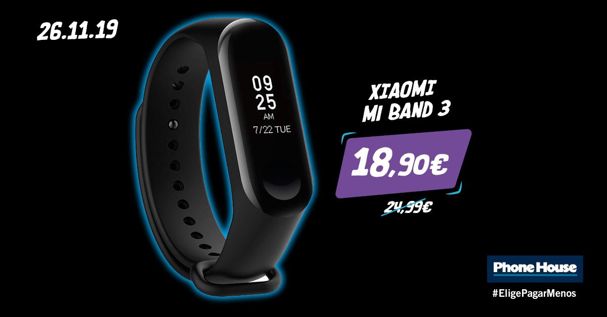 Viernes 21 Ads Bf Xiaomi Mi Band 32