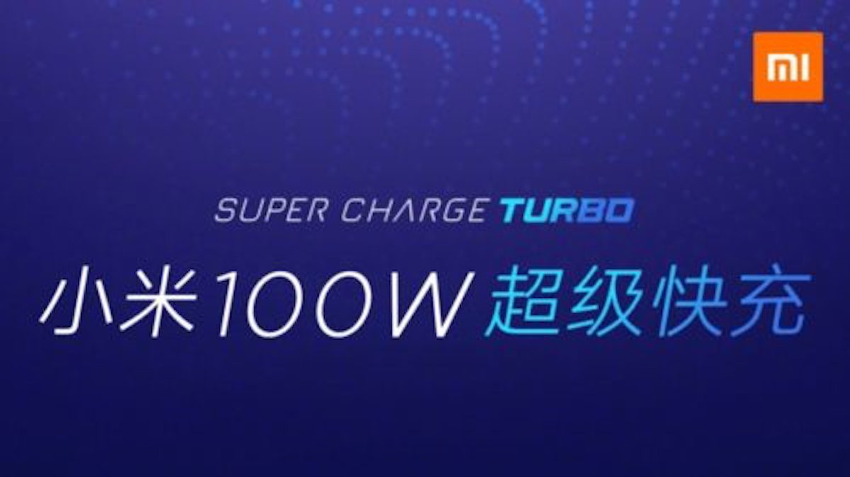 Xiaomi 100w Super Charge Turbo Tuxiaomi 500x281