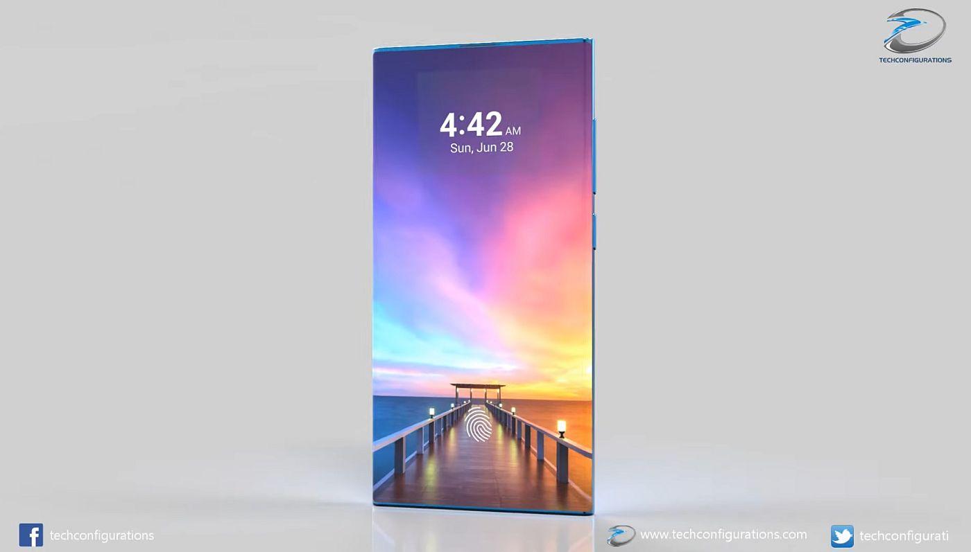 Xiaomi Mi 10 Concept Video Techconfigurations 2