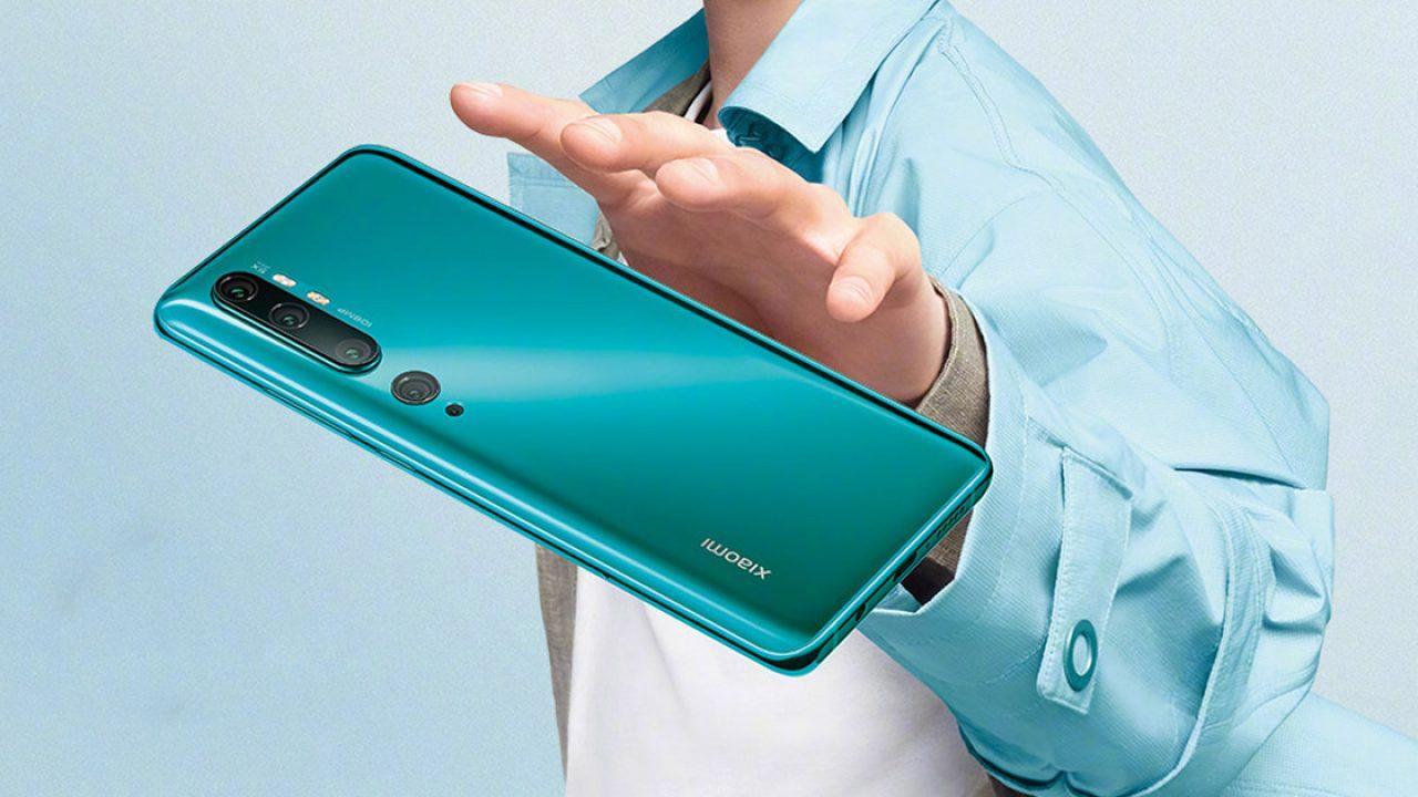 Xiaomi Mi Cc9 Pro 1