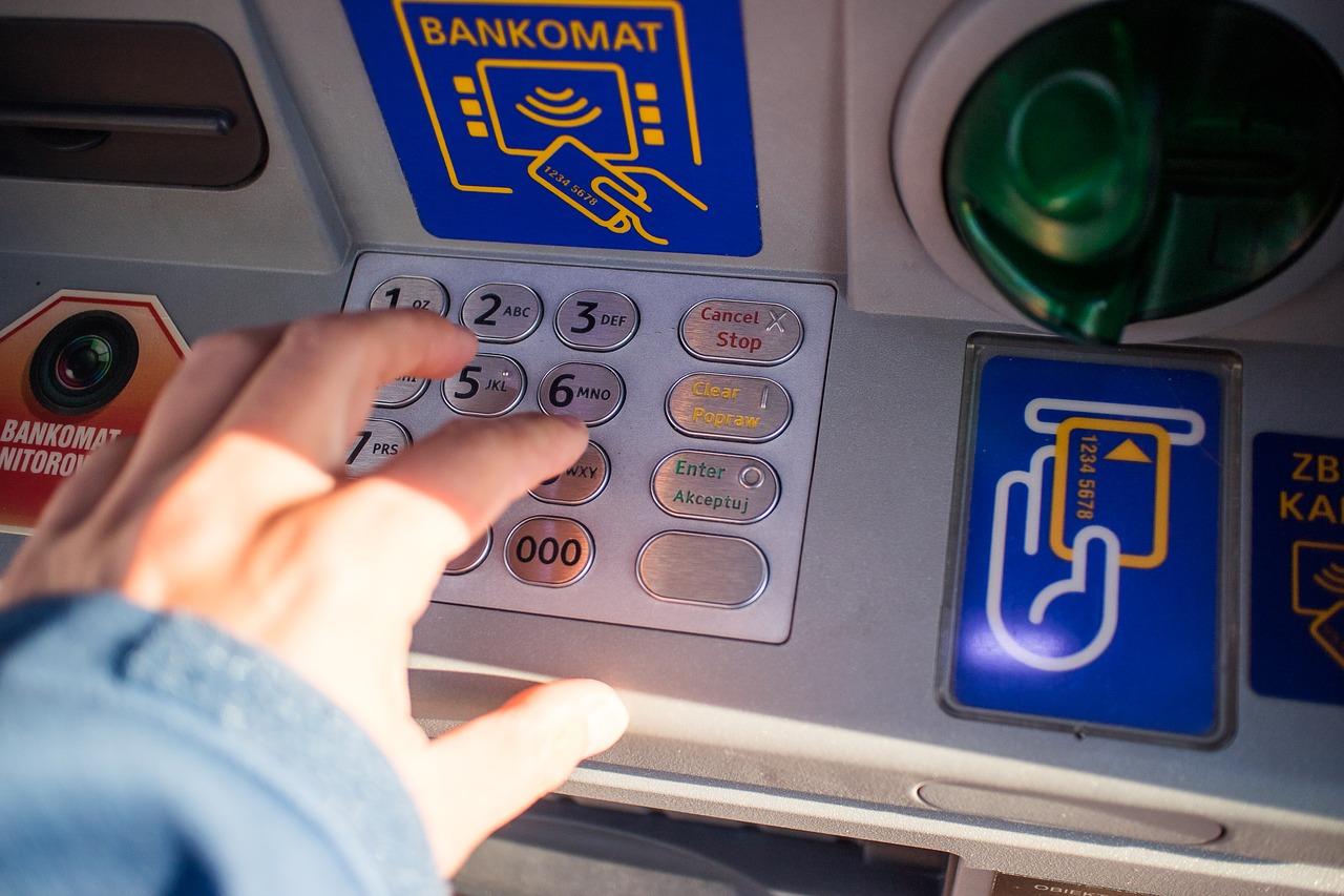 Cajero Banco