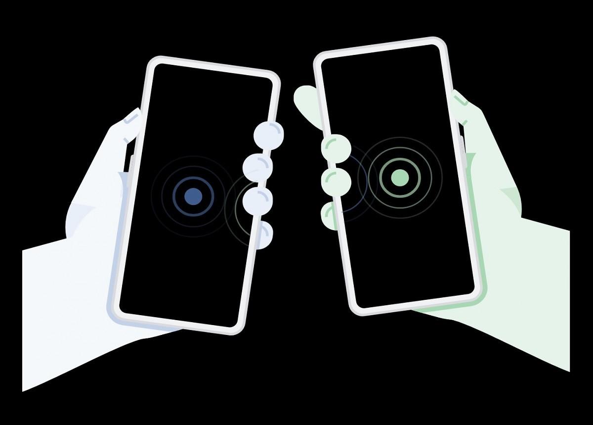 Compartir Archivos por NFC