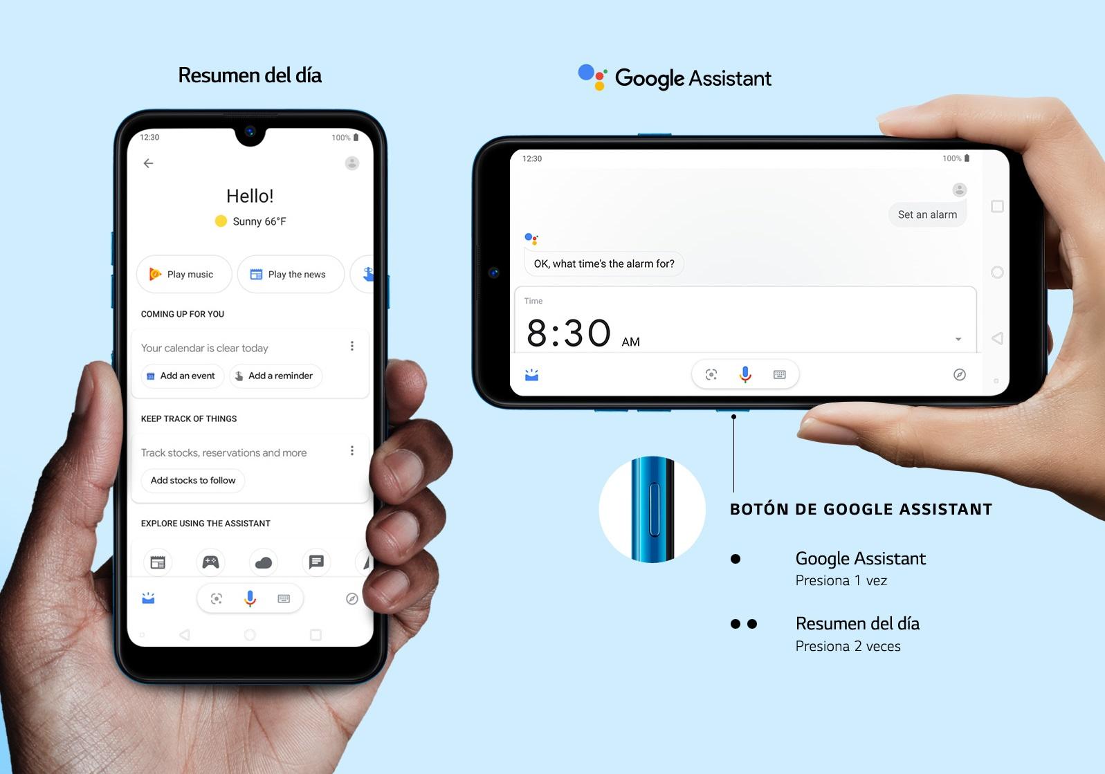 Lg K50 Google 1