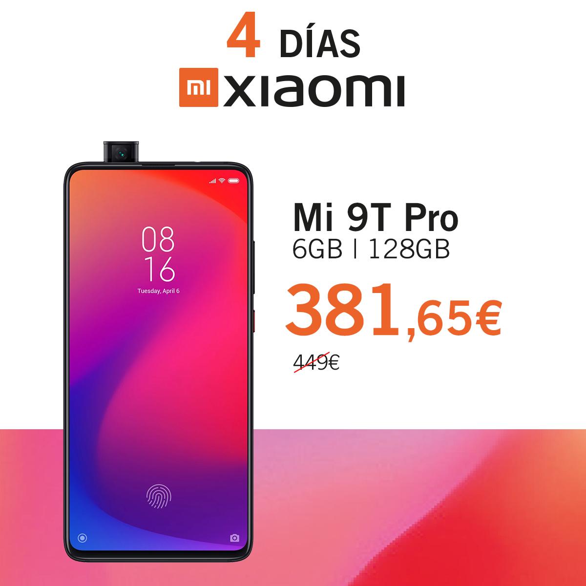Mi 9t Pro Días Xiaomi