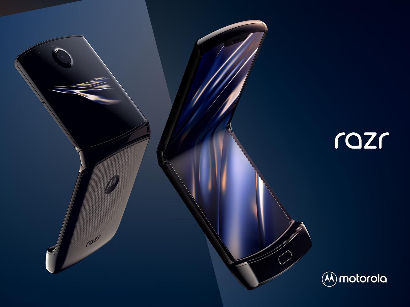 Motorola Razr Portada