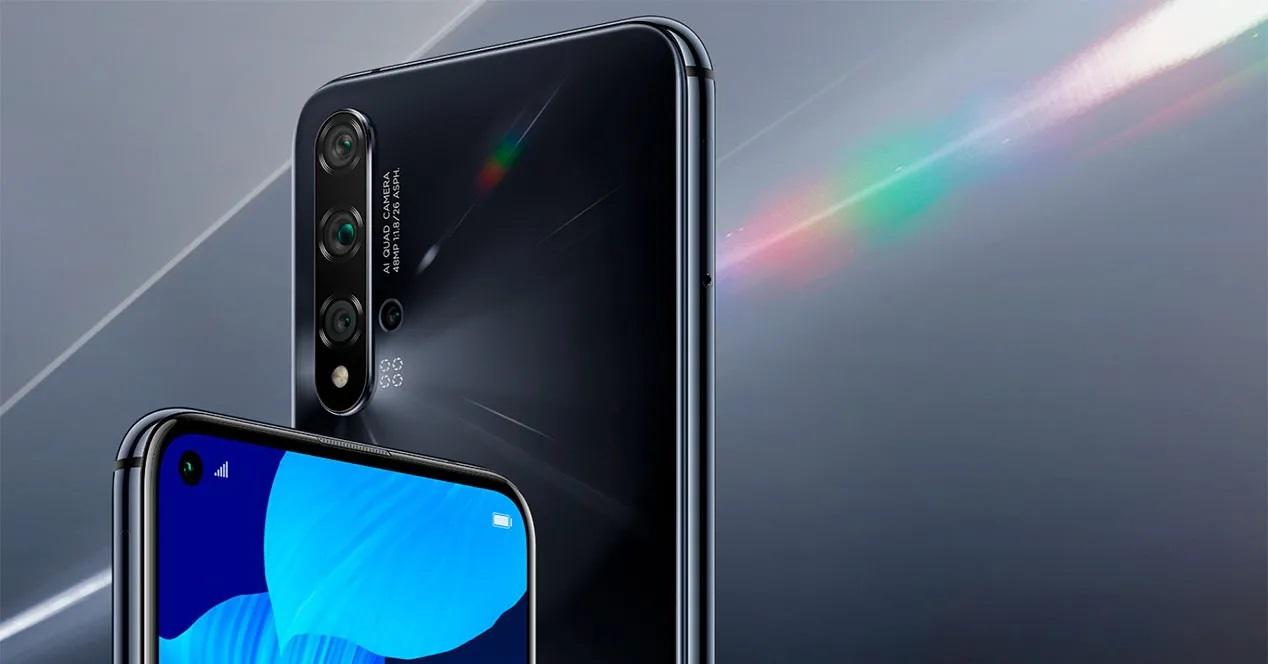 Posible Diseño Huawei Nova 6