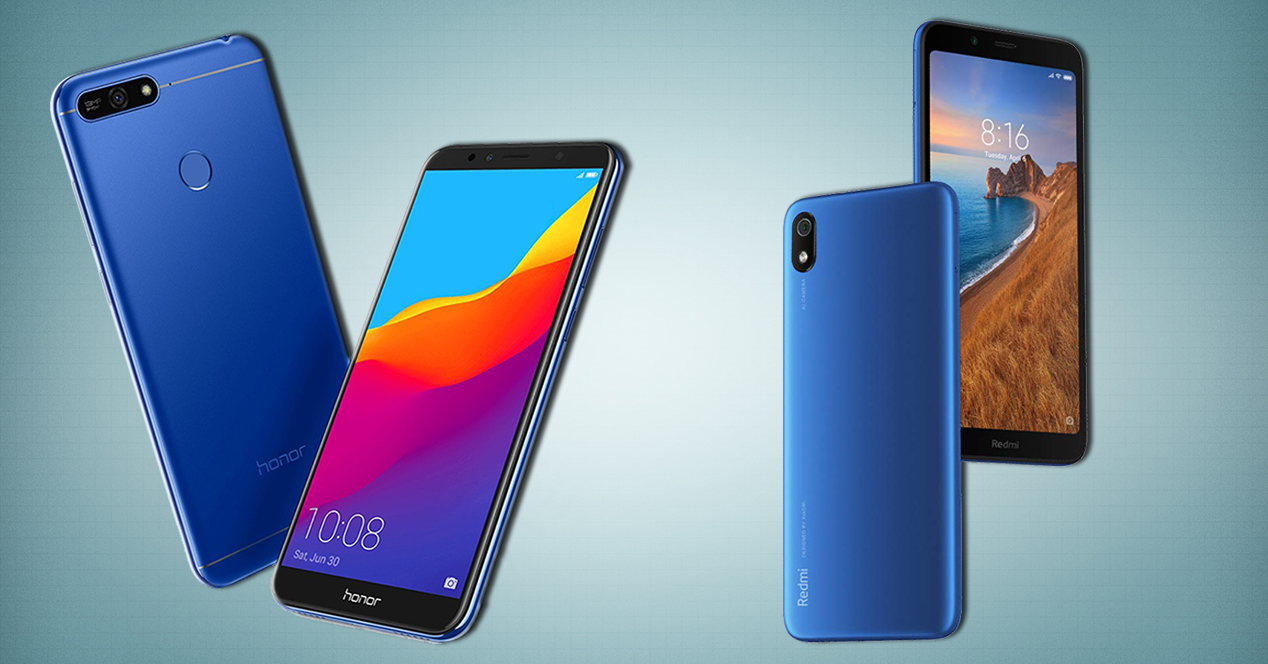 Redmi 7a Vs Honor 7a