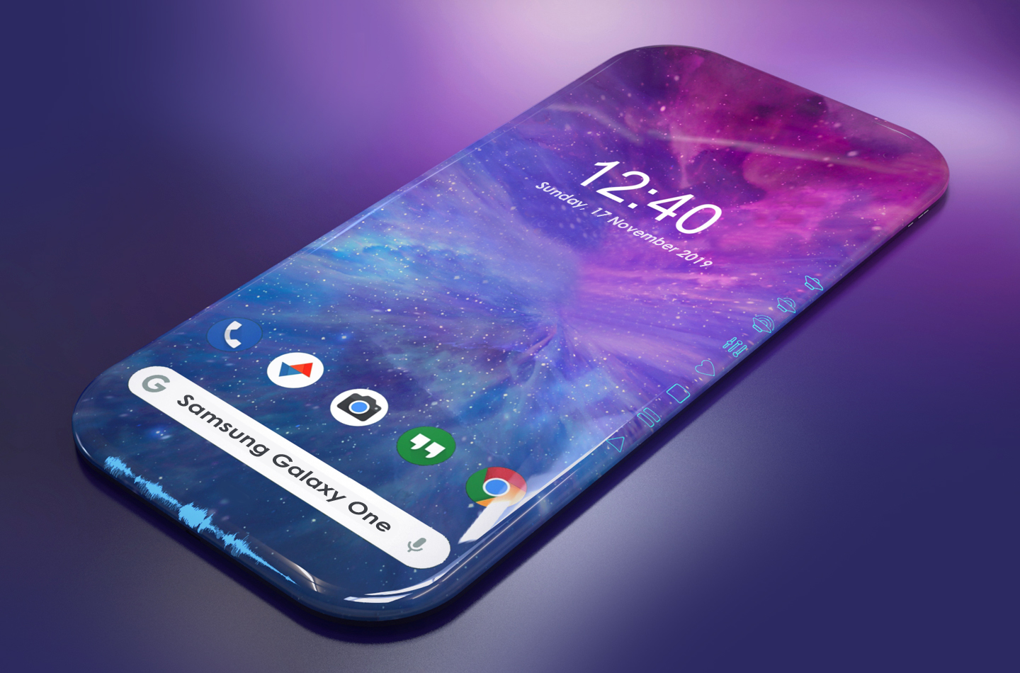 Samsung Galaxy One