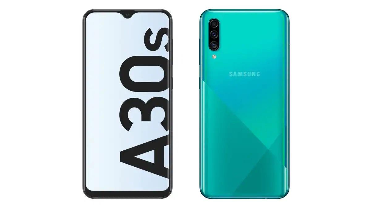 Samsung Galaxy A30s 1