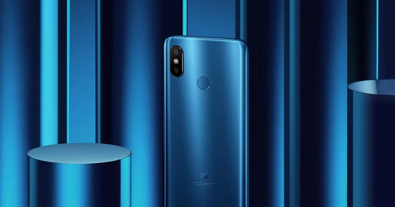 Xiaomi Mi 8 Azul