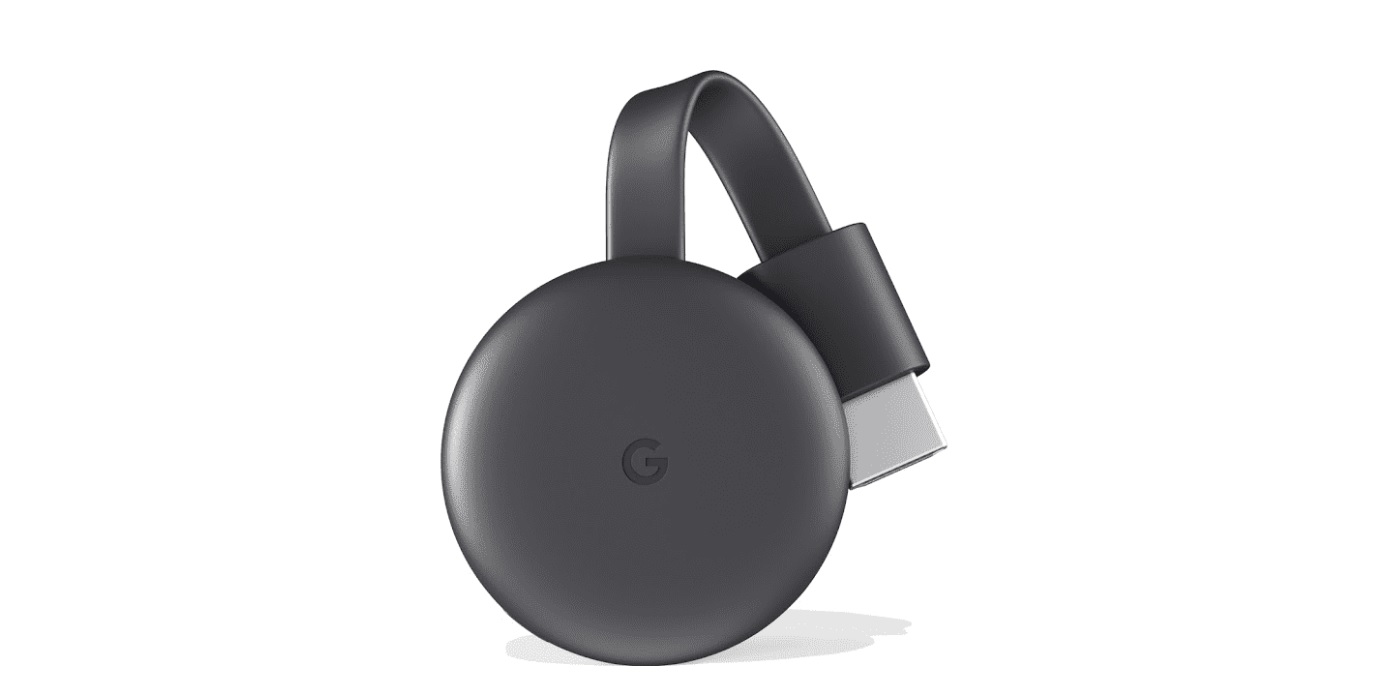 Google Chromecast 3ªgeneración