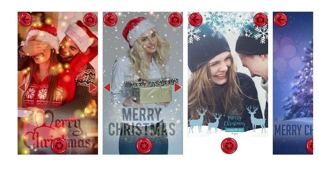 Navidad Filtros Y Efectos Para Fotos