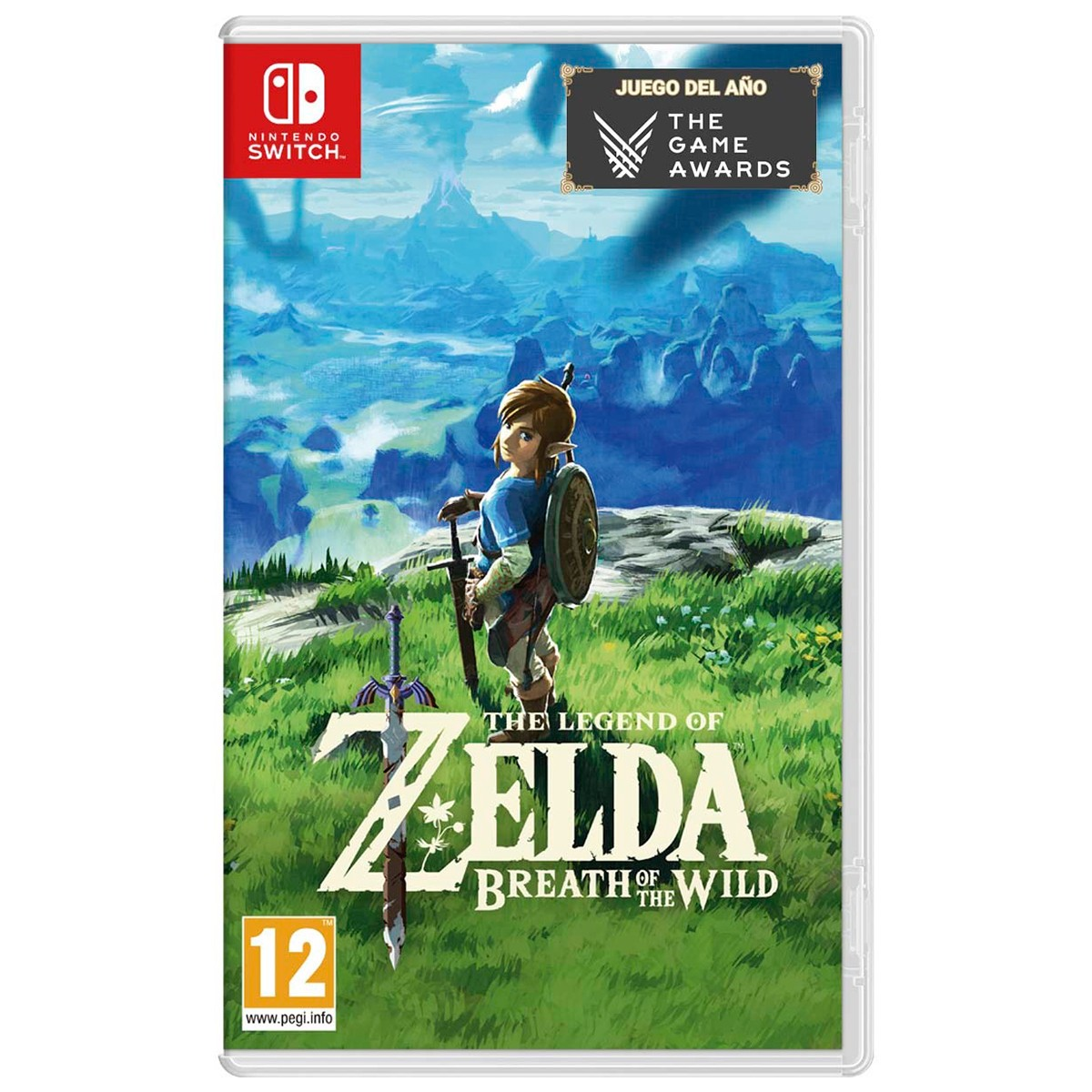 Nintendo Legend Of Zelda Breath Of The Wild Nintendo Switch